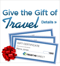 Cocoa Beach Gift Certificates
